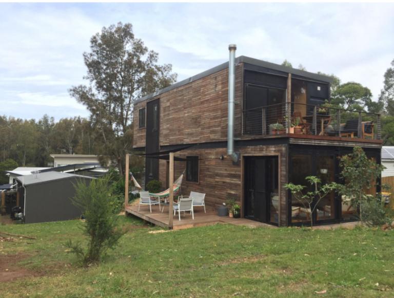 casa contenedor australia